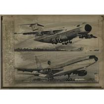 1972 Press Photo 2 Lockheed Planes - RRW56653