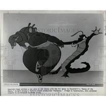 1970 Press Photo Walt Disney Animation Fantasia - RRX61285