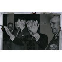 1955 Press Photo Soviet Premier Bulganin Geneva host - RRX55775