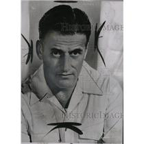 1957 Press Photo Film Producer Stanley Kramer - RRW76905