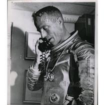 1962 Press Photo Astronaut Malcom Scott Carpenter - RRW99439