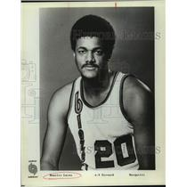 1978 Press Photo Portland Trail Blazers basketball player Maurice Lucas