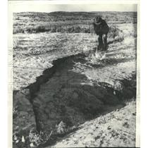 1934 Press Photo Frederick Pack Geology Bureaue - RRX86681