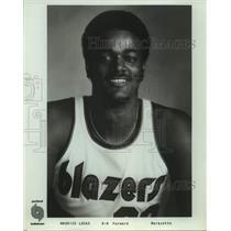 Press Photo Portland Trail Blazers basketball player Maurice Lucas - sas17625