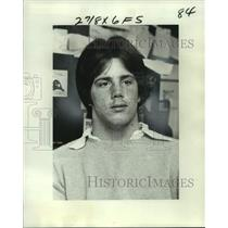 1977 Press Photo John Joyce of Tulane, gambler - nob66913