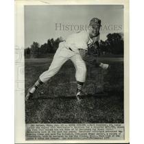 1958 Press Photo Washington Senators baseball pitcher Bert Guenther - nos13052