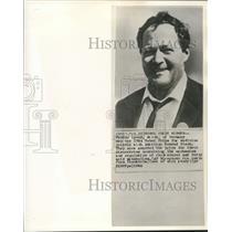 1964 Press Photo Germany's Nobel Prize winner for medicine, Feedor Lyned