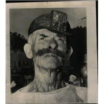 1951 Press Photo John Simpson Leslie County Coal Miner - RRW81711