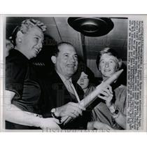 1962 Press Photo Women Space Anfuso Cobb Hart NASA - RRW01999