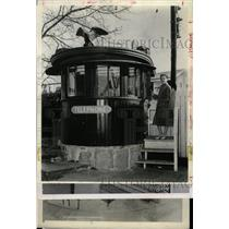 1932 Press Photo British Columbia Observatory Victoria - RRX72305