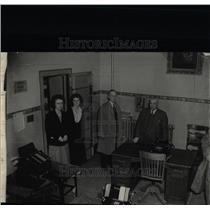 1932 Press Photo Bank Robbery Little Caol Mining Erie - RRX68769