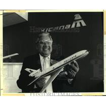 Press Photo Mexicana Airlines Official - saa06834