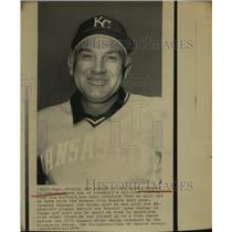 1975 Press Photo Kansas City Royals Baseball Player Harmon Killebrew - sas11777