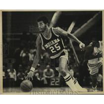 Press Photo Indiana Pacers & San Antonio Spurs Play Basketball - sas20879