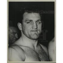 1959 Press Photo Brian London, New York - tua30526