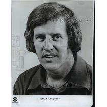 1979 Press Photo Headshot of New Jersy Nets basketball coach Kevin Loughery