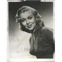 1958 Press Photo Gloria Krieger