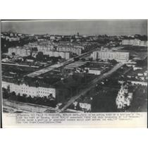 1944 Press Photo Black Sea Port Odessa Berlin Germans - RRX99199