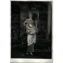 1930 Press Photo Leader Wife Senator - RRX36395