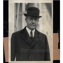 1924 Press Photo Silas H. Strawn (Lawyer) - RRW82193