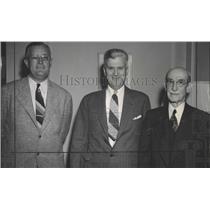 1941 Press Photo Denver Rotary Club Leaders Meeting - RRX99139