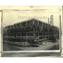 1924 Press Photo Milwaukee Journal Building Construction - mje01705