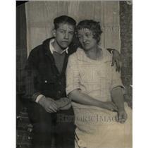 1928 Press Photo Sarah Dean British Screenwriter Produc - RRU45481