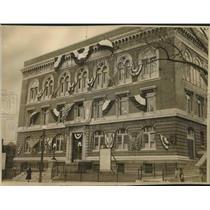 1938 Press Photo Boston Massachusetts-Municipal Building - lrx37098