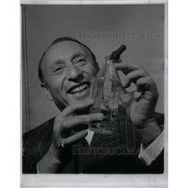 1951 Press Photo Joseph Herman Pasternak Jewish Austria - RRX37053