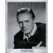 1958 Press Photo Richard Widmark - RRX57921