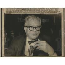 1971 Press Photo Washington Andrew Biemiller Judiciary