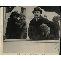 1919 Press Photo Princee De Hoheniche Catherine Britton - RRW78233