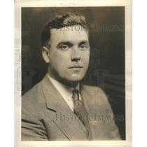 1934 Press Photo O.J. Kreusser