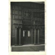 1931 Press Photo Folger Shakespeare Memorial Library - RRX89195