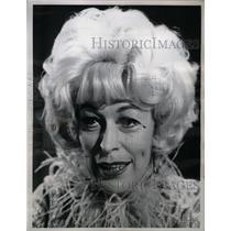 1965 Press Photo Eileen Hackart Actress - RRX58565