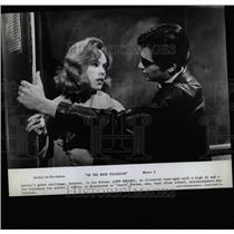 1967 Press Photo Jeff Howard Ferone Down Staircase Low - RRW60799