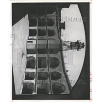 1973 Press Photo Picture of California's Golden Gate. - RRX94557