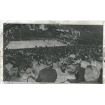 1956 Press Photo Farmers protest Senate bill