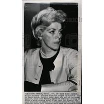 1961 Press Photo Rosemary Clooney Divorce Jose Ferrer - RRW99853