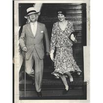 1929 Press Photo Henry Huddleston Rogers Colonel Lady - RRX89751
