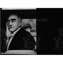 1925 Press Photo British Novelist Rudyard Kipling - RRW78541
