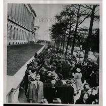 1949 Press Photo Freedom Crusaders Civil Rights Taft - RRX66143