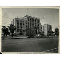 1931 Press Photo Adminstration Building Phoenix Arizona - RRX63097