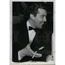 1941 Press Photo Cesar Julio Romero Film Actor Radio - RRW82633