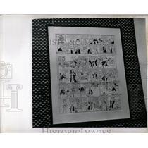 1968 Press Photo Comic strip - RRW90851
