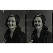 1931 Press Photo June Day, actress - RRW01987
