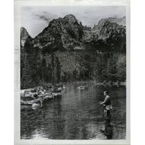 Press Photo Grand Teton National Park Fishing Spot Mich - RRX74115