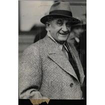 1931 Press Photo Dr Charles Mayo Ralph Baird Rochester - RRW78971