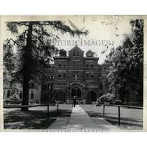 1937 Press Photo St. Mary's Hospital in Rochester, Minn