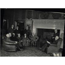 1927 Press Photo Union League Club Loyal Political Org - RRW68425